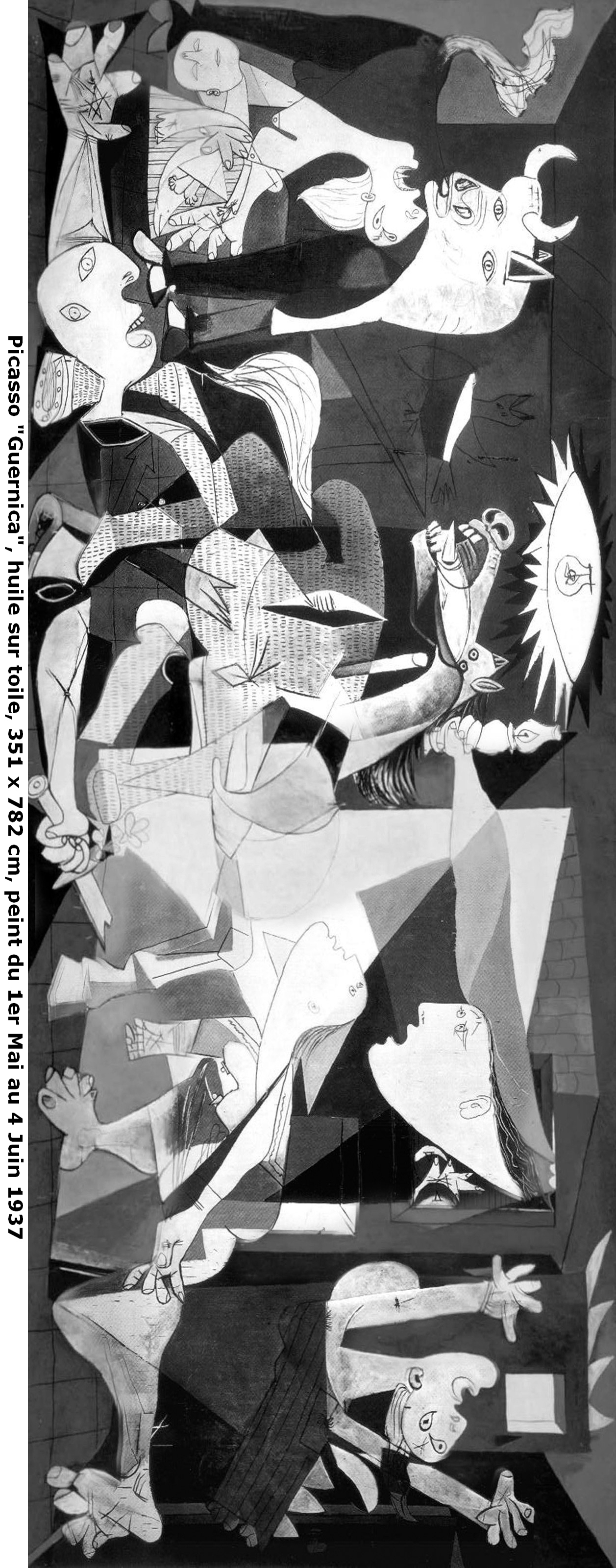 Guernica Meaning: Analysis & Interpretation of Painting by Pablo Picasso